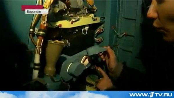 Su-34 電子レンジ