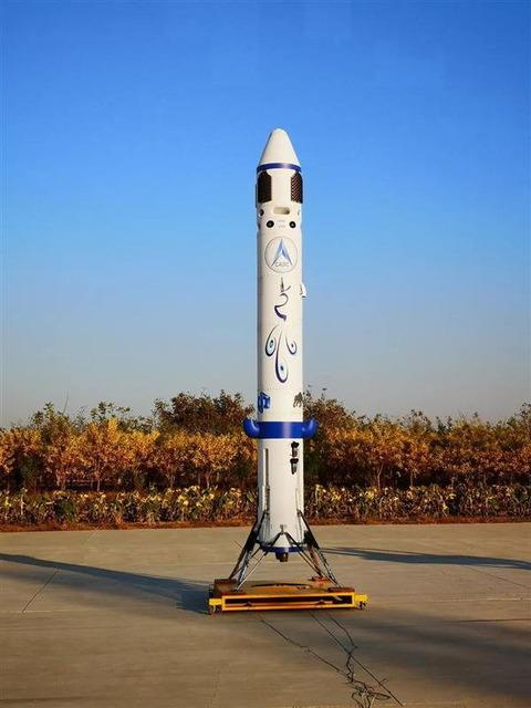 中国の再使用ロケット_1