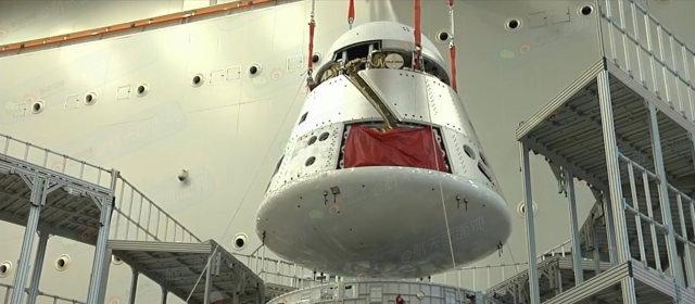中国の新型有人宇宙船_1