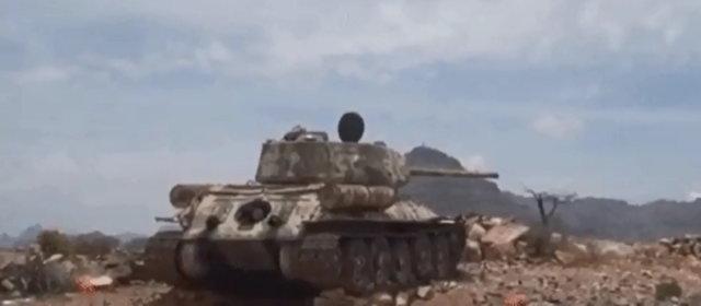 Yemen t-34