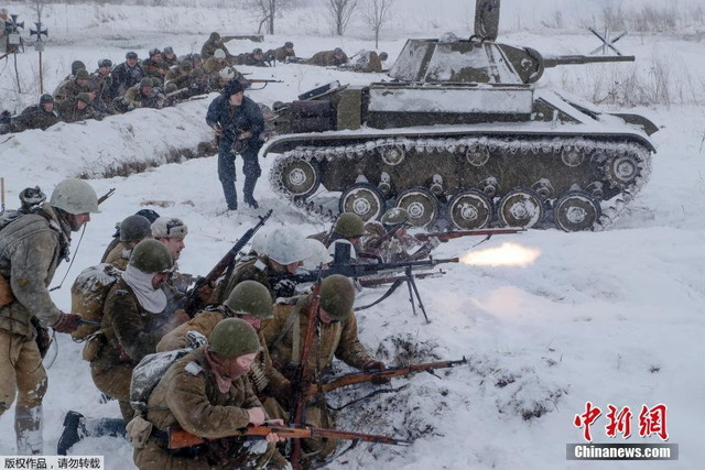レニングラード包囲戦から73年、ロールプレイイベント開催コメント