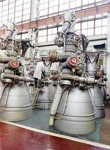 NK-33エンジン