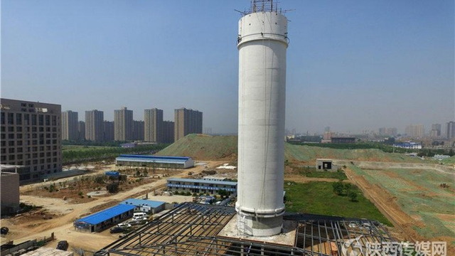 Xian smog tower project_2