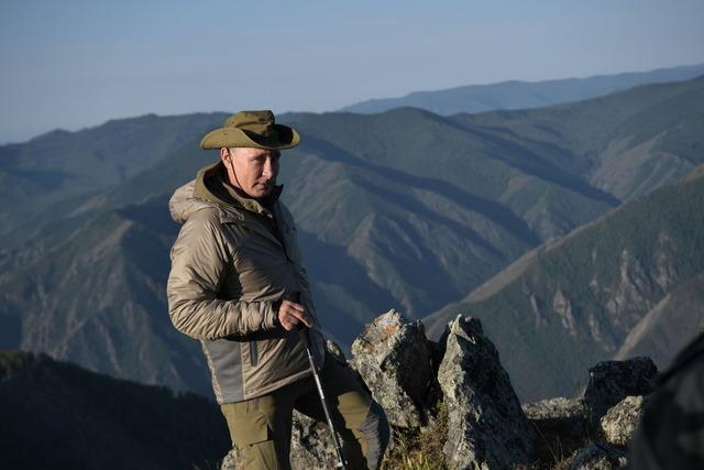 プーチン大統領の夏休み2018_5