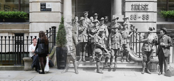 第一次世界大戦と現在