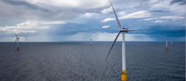 浮体式洋上風力発電