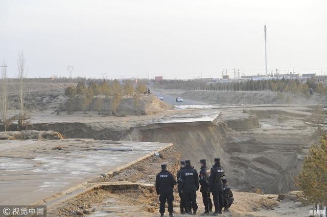中国貯水池決壊_2