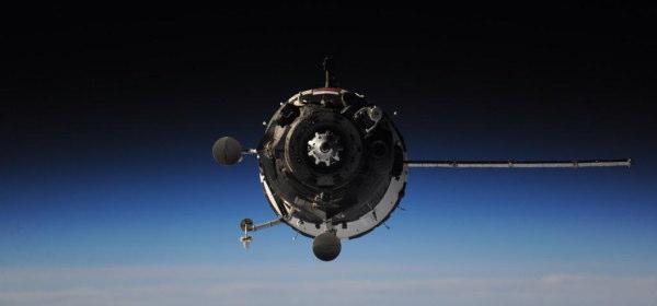 不具合が発生したソユーズ宇宙船