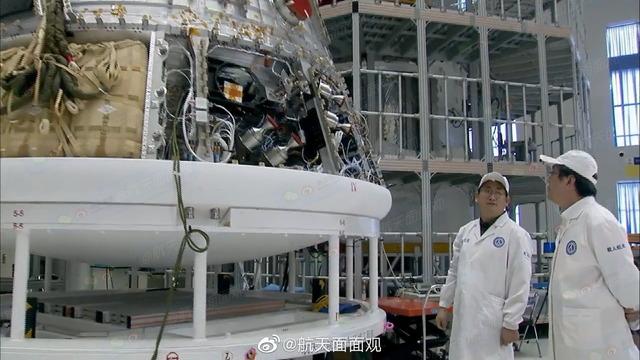 中国の新型有人宇宙船_2