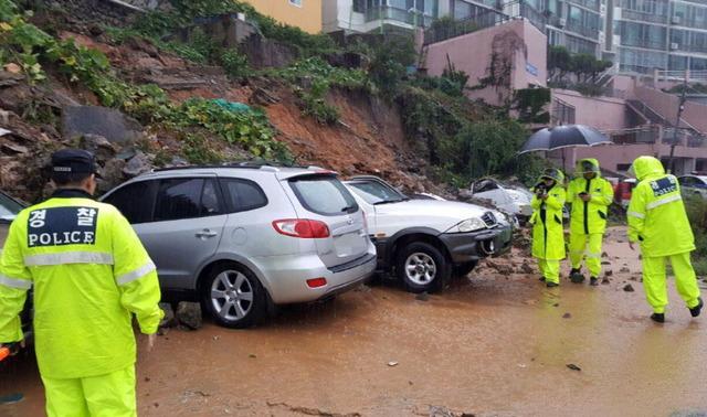 釜山の大雨_2