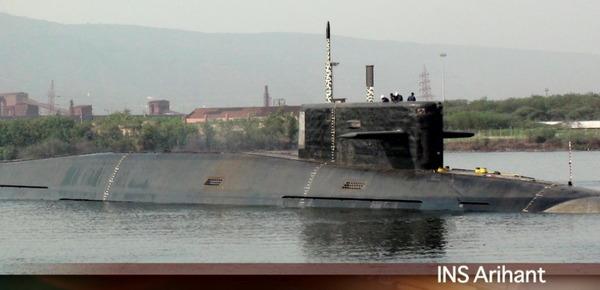 アリハント級戦略原子力潜水艦