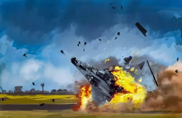 J-15 墜落事故_6