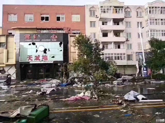 遼寧省竜巻_1