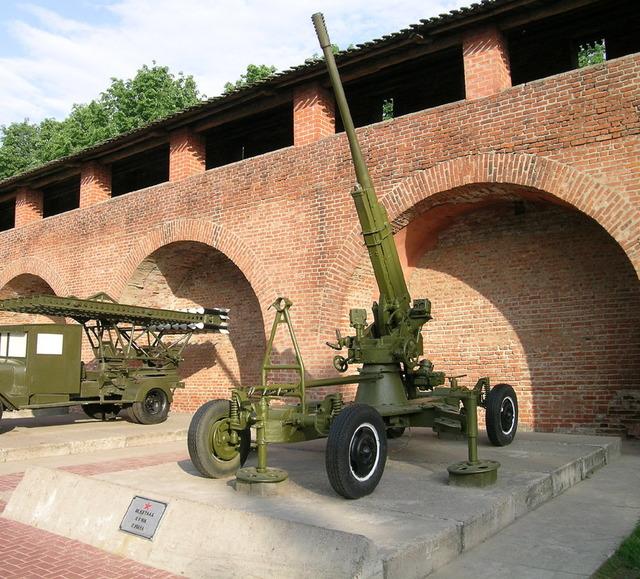 85mm高射砲