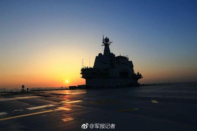 001A型空母試験航海_7