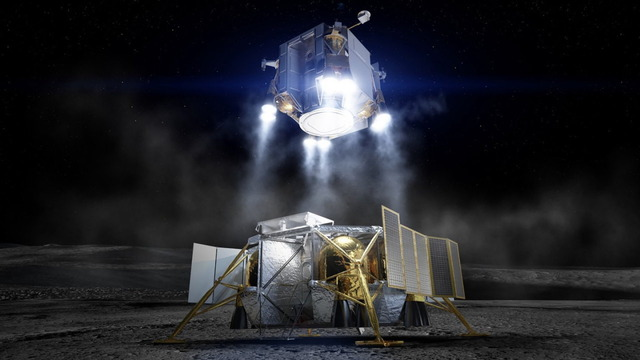 ボーイングの月着陸船_2