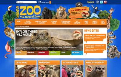 ペイントン動物園