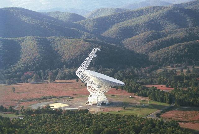 グリーンバンク望遠鏡