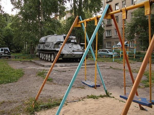 公園戦車_1