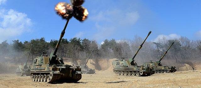 K-9自走砲
