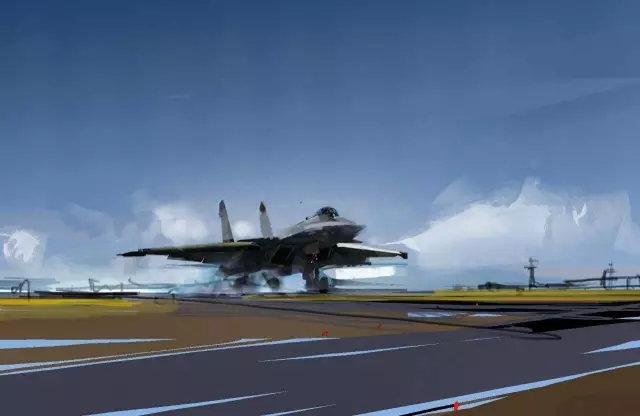 J-15 墜落事故_2
