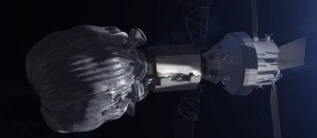 Asteroid Redirect Robotic Mission