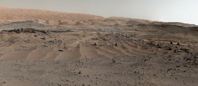 火星 地表