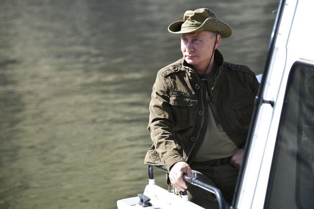 プーチン大統領の夏休み2018_9