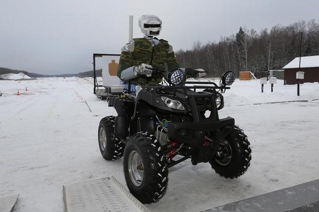 ロシアの戦闘ロボット_2