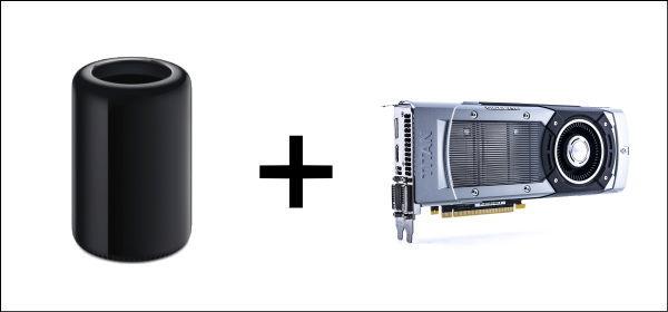 Mac pro Titan