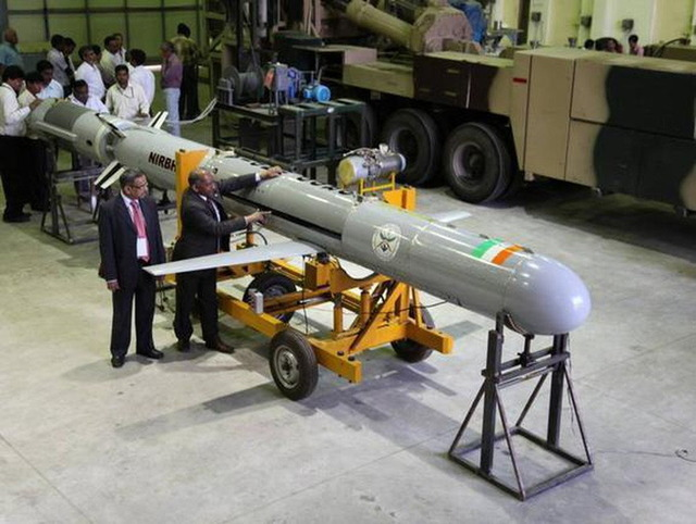 Nirbhay cruise missile_2