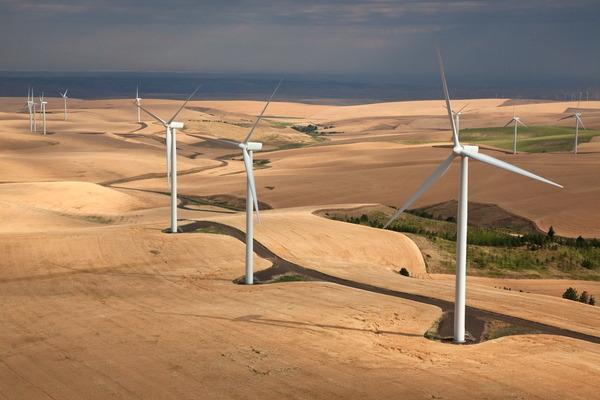 風力発電基地