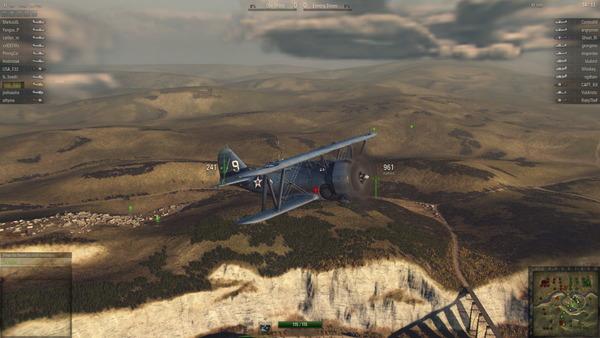 World of Warplanes3