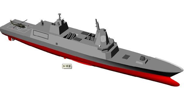 ドック型揚陸艦玉山級_2