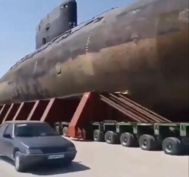 イランのキロ級潜水艦_2