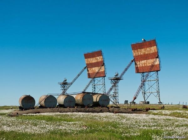 ロシアの無線通信基地_1