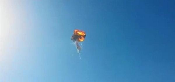 F9R-Dev 爆発