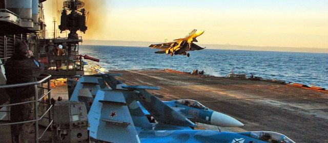 Адмирал Кузнецов Су-33