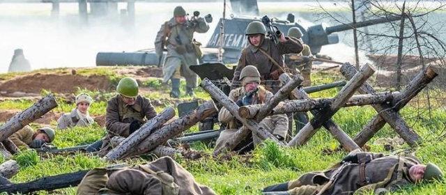 モスクワの戦い_再現イベント