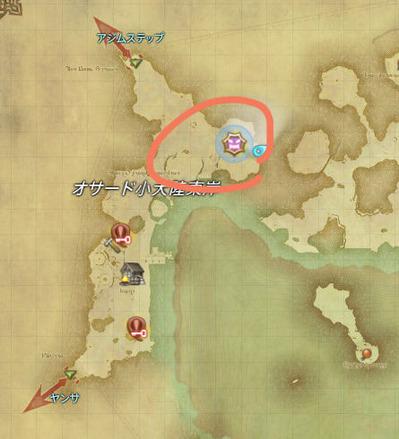 馬芹マップ