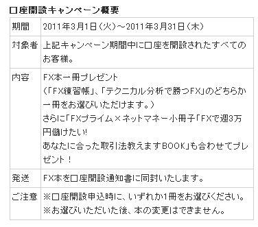 ぱっと見テクニカルキャンペーン1a
