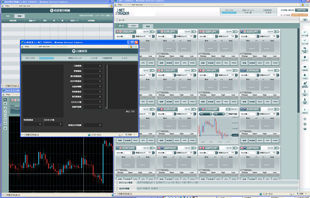 FX取引画面比較_アイネットFX