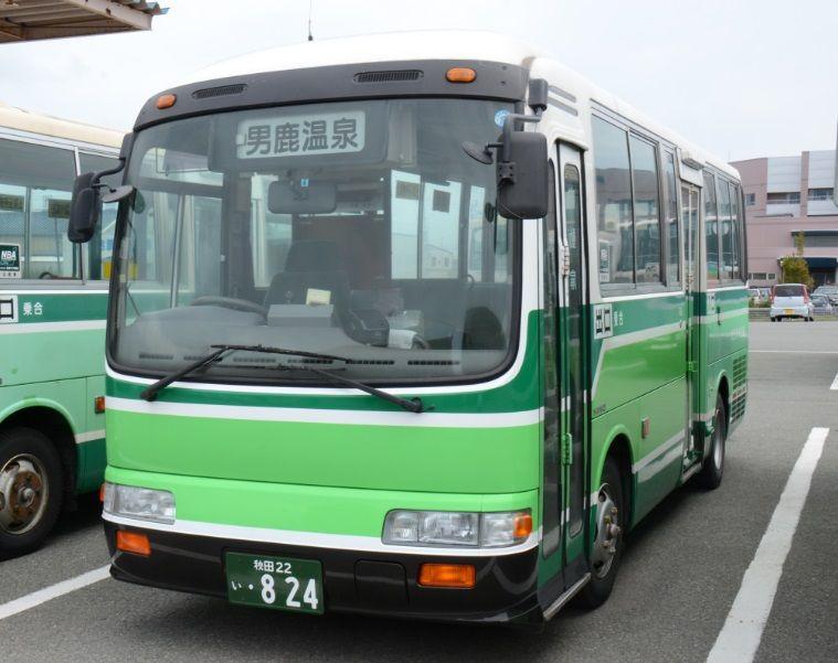秋田中央交通 その10 (男鹿その1...