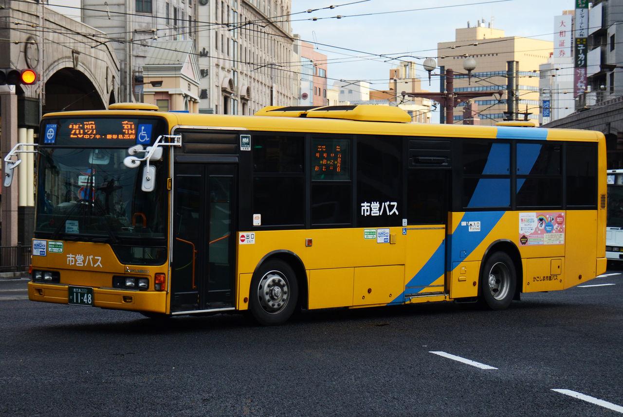 鹿児島市交通局 その4(大型車④) ...