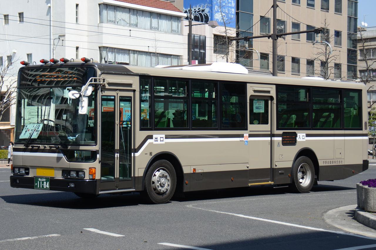 宇野自動車 その2(大型車②) : ざ...