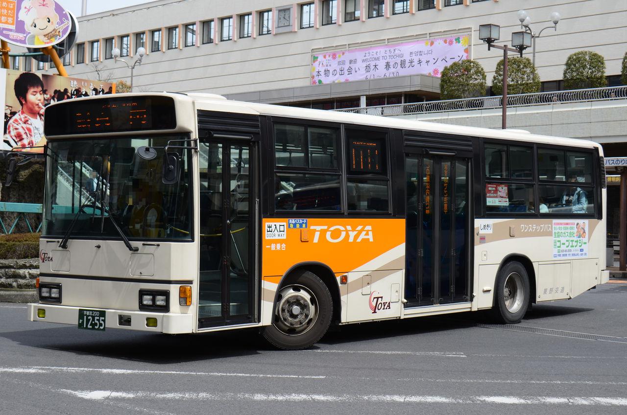 東野交通 その5(元東武大型車②) : ざっしーのただ載せてゆくだけ