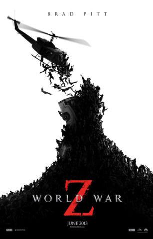 『ワールド・ウォーZ』は映画史上最多のゾンビを見られるぞ!