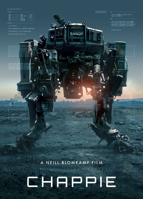 Chappie-Candy_Killer-Poster