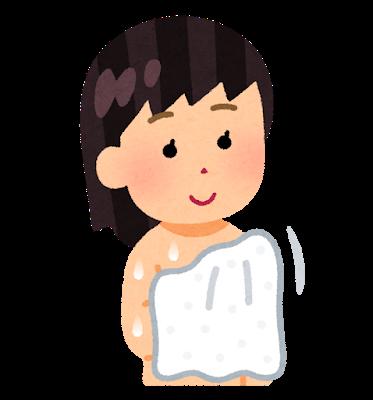 bath_karada_fuku_woman