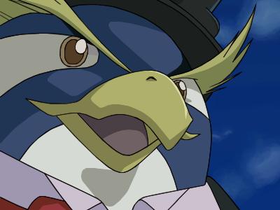 エロペンギン